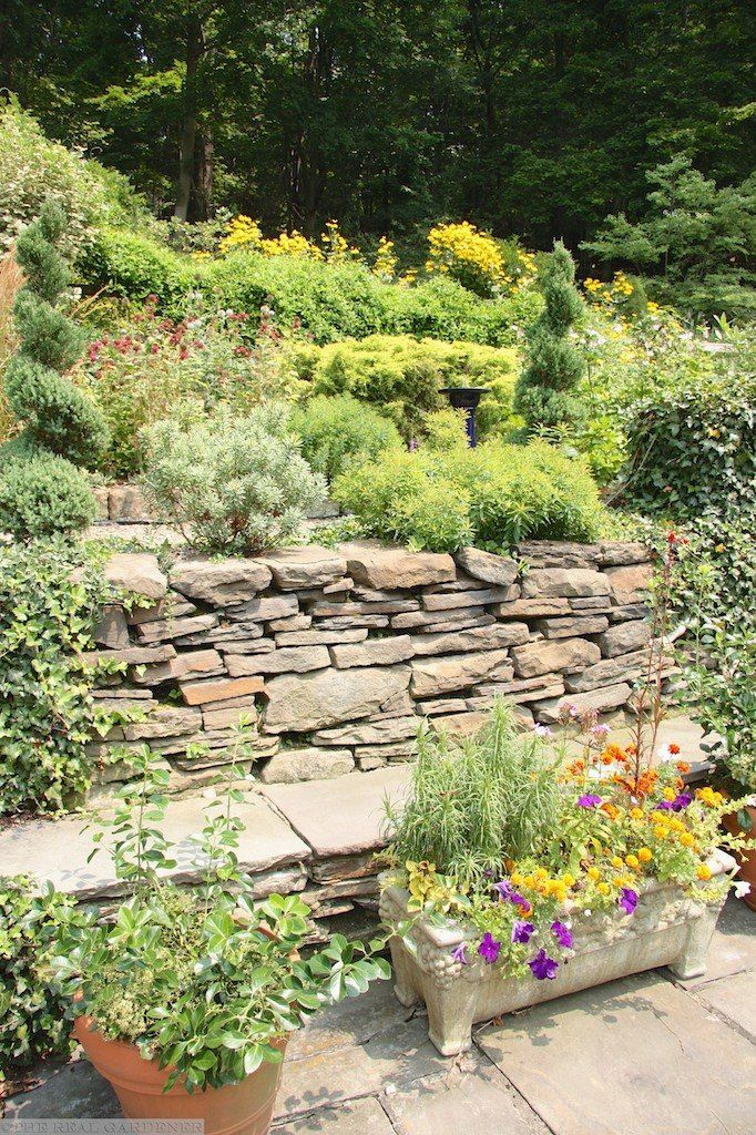 Part 2 Taming A Slope Terraces And Decks Soil Groundwork