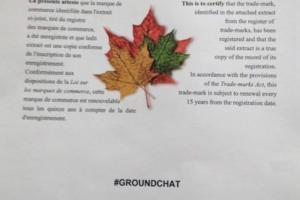 Trademark #groundchat FI