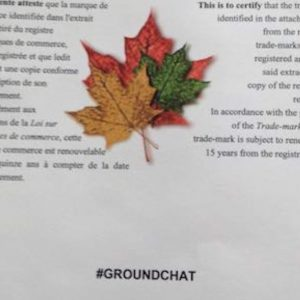 Great News for #groundchat