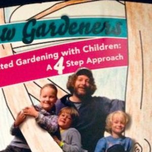 How to get kids outdoors and gardening!